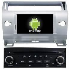 auto r 225 dio citroen c4 gps dvd bluetooth android 2004 2005