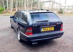 1998 Mercedes Benz C43 AMG Estate  German Cars For Sale Blog