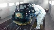 il carrozziere verniciatura fiat 500l carrozzeria gottardo