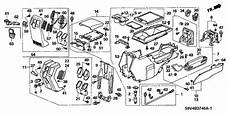 2007 honda pilot engine diagram 83415 s9v a01za genuine honda lid assy console box nh167l