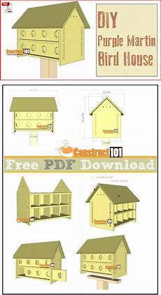 simple purple martin house plans beautiful martin bird house plans pdf new home plans design