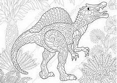 Malvorlagen Mandala Dinosaurier Brontosaurus Dinosaur Brachiosaurus Diplodocus Dino