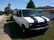 how does cars work 1997 ford econoline e350 engine control sell used 97 ford e350 econoline van extended white work van in port richey florida united