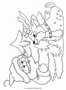 Malvorlagen Rentier Free Ausmalbilder Weihnachten Rentier Rudolf