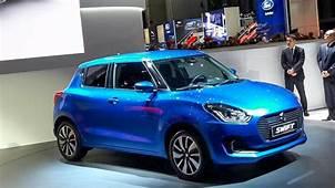 New Maruti Suzuki Swift Launched At Auto Expo 2018  News