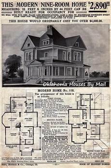 sears roebuck house plans 1906 the sears 118 a very popular early sears modern home