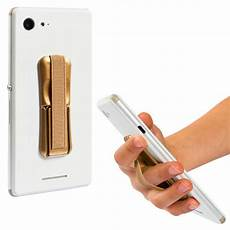 smartphone handy finger halter halterung griff stand