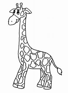 Malvorlagen Giraffen Gratis Malvorlagen Giraffe Coloring And Malvorlagan