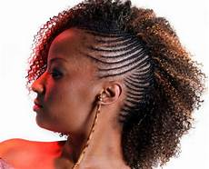 natural hairstyles for american and