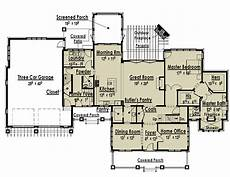 ranch style house plans with two master suites 13 ranch house plans with 2 master suites for a stunning