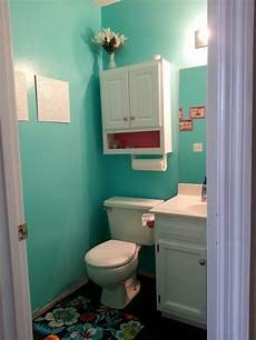 Aqua And Grey Bathroom Ideas by Aqua Bathroom With Pink And White Accents Turquoise And