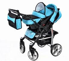 baby sportive x2 3 in 1 kombikinderwagen set incl
