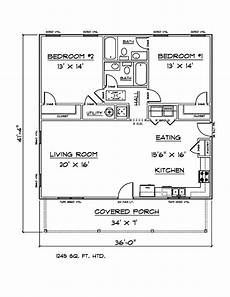 2 bedroom 2 bath single story house plans house plans for 1245 sq ft 2 bedroom 2 bath house ebay