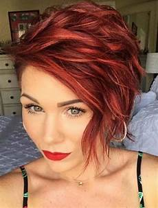 kurze rote haare 52 trendy haircuts hairstyles for 2018 hair