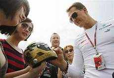 michael schumacher family releases health update on