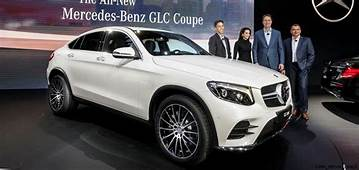 Fresh Metal 2017 Mercedes Benz GLC Coupe Is New Fastback