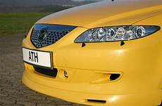 edelstahl frontgrill mazda 6 gg gy