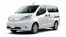 Nissan E Nv200 Updated With High Capacity Battery Autodevot