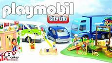 Playmobil Ausmalbilder Citylife Playmobil City And City Preschool Playground