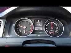 Golf Vii Gti Mk7 Verbrauch Auf Der Autobahn Hinter Einem