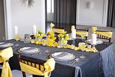 modern yellow slate wedding inspiration every last detail