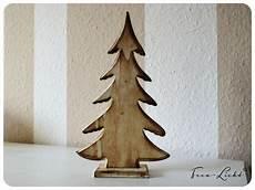 deko objekte tannenbaum holz weihnachten holz