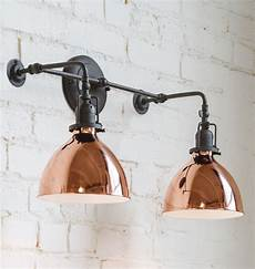 grandview double sconce for the home bathroom lighting wall sconce lighting copper lighting