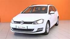 Volkswagen Golf Sw Occasion 1 6 Tdi 105 Bluemotion