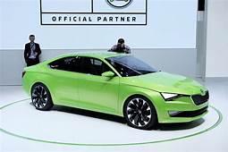 Skoda Bringing VisionC Concept To Guangzhou Auto Show