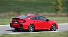 2018 Civic Si Specs by 2018 Honda Civic Si Sedan Pricing Specs Features