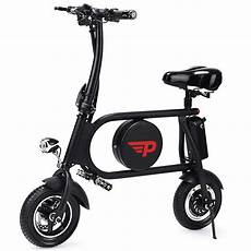 Popsport Electric Bike 20 Mile Range Mini Electric Bike 15