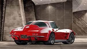 1963 Chevy Corvette Split Window Coupe War Horse