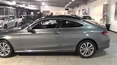 Mercedes C Class Coupe 2015 C 220 D Sport Coupe