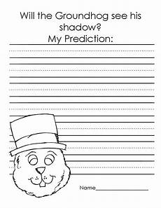 the art of teaching a kindergarten blog groundhog day worksheets