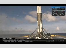 spacex launch today live