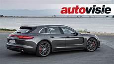 Review Porsche Panamera Sport Turismo 2017 By