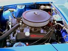 Nissan 240z V8 Swap