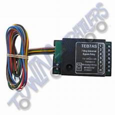 30 s type 12v tec3m self switching dual charge relay towing and trailers ltd