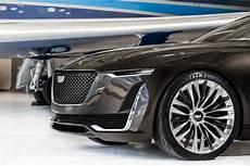2019 Cadillac Escalade Concept by 2020 Cadillac Escalade And Escalade Esv To Expect