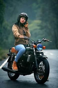 Harga Motor Cb Modifikasi Harley by Modifikasi Motor Kawasaki 250 Cb Classic Style