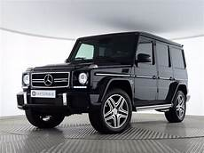 Mercedes G Class 5 5 G63 Amg 4x4 5dr Suv Image 1