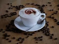 Gambar Kafe Busa Latte Cappuccino Makanan Espreso