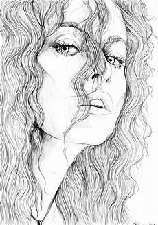 Malvorlagen Gesichter Harry Potter Bellatrix Lestrange By Jessburnett Gesichter Zeichnen