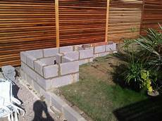 Concrete Garden Wall Search Landscape