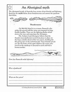 3rd grade reading writing worksheets reading