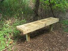 five benches added to highland park environment