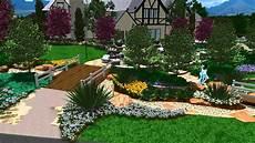 3d landscape design presentation studio presents