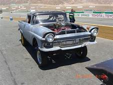 Sell Used Gasser Rat Rod 1957 Ford In Lancaster