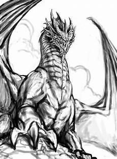 Ausmalbilder Drachen Fabelwesen Drachen Und Andere Fabelwesen Bilder Tattoos Geschichten