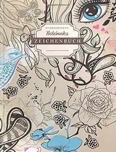 Malvorlage Sechseckiger D 201 Kokind Zeichenbuch Din A4 122 Seiten Register